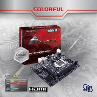 Motherboard Colorful H310M-E V20 (LGA1151, H310, DDR4, USB3.0)