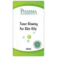 Toner For Oil Skin/Toner Kulit Berminyak/Toner Glowing