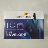 amplop paperline pendek no 110