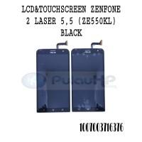 LCD ASUS ZENFONE 2 LASER 5,5 (Z00LDD/ZE550KL) + TOUCHSCREEN BLACK