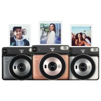 [PROMO] Fujifilm Instax Square SQ6 + Refill Square 20 Lembar