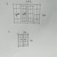 pintu aluminium alexindo dan jendela ornamen