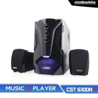 Simbadda Speaker Bluetooth CST 6100 N+