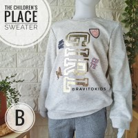 (6-18M) Sweater Anak Bayi Branded Original The Children's Place 6-18M