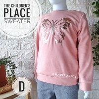 (3T) Sweater Anak Perempuan Branded Original The Children's Place 3T