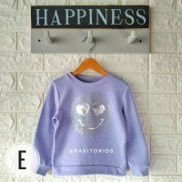 (2T) Sweater Anak Perempuan Branded Original The Children's Place 2T