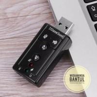 SOUND CARD EXTERNAL USB 3D