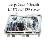 Lampu Depan Mitsubishi PS 110 / PS 125 Canter - Harga Satuan