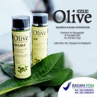 Shampoo dan Conditioner olive shampoo olive oil original Bpom
