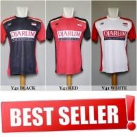 Kaos Badminton / Bulutangkis Yonex Y41 (Baju Kaos Jersey Olahraga)