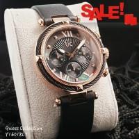 Jam Tangan Wanita Merk Guess Collection 3.8 cm Type Y16018L7 BateraiG6