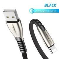 Kabel Data Charger USB Tipe C Fast Charging 5A untuk Huawei Samsung An