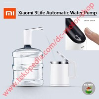 Xiaomi Mijia 3Life Automatic Water Pump Rechargeable - Pompa Galon Air
