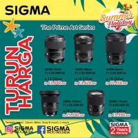 Murah Sigma 135mm F1.8 DG HSM Art for SONY E-MOUNT
