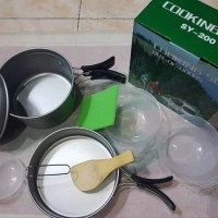 Promo Nesting Cooking Isi 2 Set SY-200 Rekomended