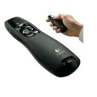 Laser Pointer Wireless Presenter Logitech R400