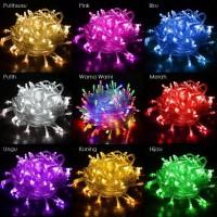 Lampu Tumblr Kamar Natal LED Warna Warni Import Murah Berkualitas