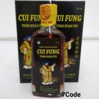 Obat Gosok Encok Cui Fung Tong Kuan Yiu - Obat rematik, sakit otot dll