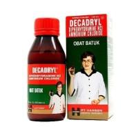 DECADRYL OBAT BATUK SIRUP ISI 120 ml