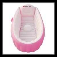 Bak Mandi Bayi BONUS POMPA - Paket Intime Baby Bath Tub perawatan