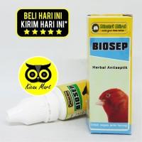VITAMIN OBAT BURUNG LOVEBIRD MURAI KAKI BERJAMUR LUKA BIOSEP NUTRIBIRD