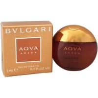 BVLGARI Aqva Amara Man Miniatur EDT 5ml - Original Parfume