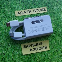 Kabel Data Charger Samsung A70 / A80 2019 Original Type C to Tipe C