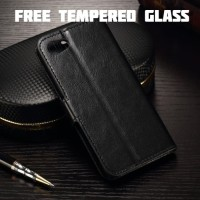 CASING SONY EXPERIA Z3 SONY Z5 COMPACT FLIP COVER WALLET LEATHER CASE