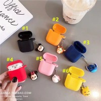 Import Cartoon Doll Hanging AirPods Protection Cover Wireless Headset