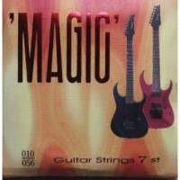 "Senar Gitar Elektrik ""MAGIC"" 7 Strings"