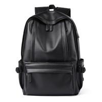 Backpack cowok / ransel pria kulit import korea murah HTI0985