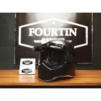 Helm Custom Classic SIMPSON M30 GOOGLES TOPI PET Retro Vintage Classic