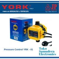 New Automatic Pressure Control YORK YRK 01 Otomatis Pressure Control