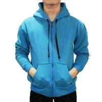 Jaket Sweater Polos Hoodie Zipper/Resleting - Turkish