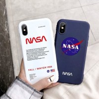 Silicon casing softcase Nasa xiaomi redmi note 8 pro / redmi 8