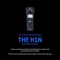 Digital Handy Voice Recorder Perekam Suara Zoom H1N Original