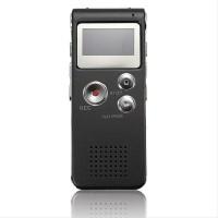 Portable Digital Voice Recorder Perkam Suara 8GB