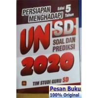 Buku Edisi 5 Tahun Persiapan Menghadapi UN Soal Dan Prediksi SD 2020