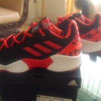 sepatu basket adidas pro bounce low Andrew Wiggins