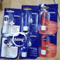Nivea Lip Care Fruity Shine Beauty Stick original soothe&protectspf15