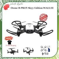 Drone B-PRO5 Sky Edition WALLEE TERBARU DRONE BRICA