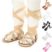 Fashion Anak Sepatu Sandal Balita Model Tali Lilit Gladiator untuk