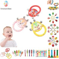 Baby Rattle Toys Animal Flute Girls Boys Kids Sound Music Gift