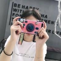 Casing Hp 3D Camera Samsung A20 A30 A50 M20 Case HP Redmi Note 7