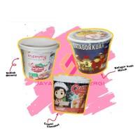 Paket Hemat Bundling Cuanki,Batagor,Seblak Instant! Snack Cemilan Hits