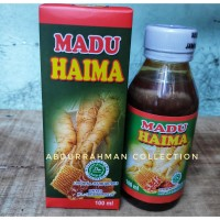 MADU HAIMA GINSENG ORIGINAL