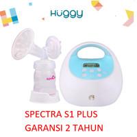 Spectra S1 Plus Double Pump Pompa ASI Elektrik Breast Pump Dua Corong - Tanpa Bubble