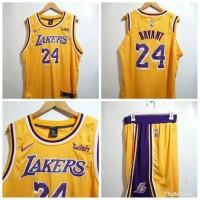 Setelan Jersey basketball Nba LA lakers