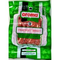 AROMA beef bacon (smoked beef brisket) 250 g