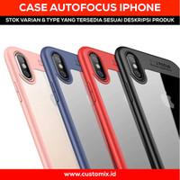 Autofocus Case / Acrylic Clear Case Iphone X XS XR XS MAX / Auto Focus